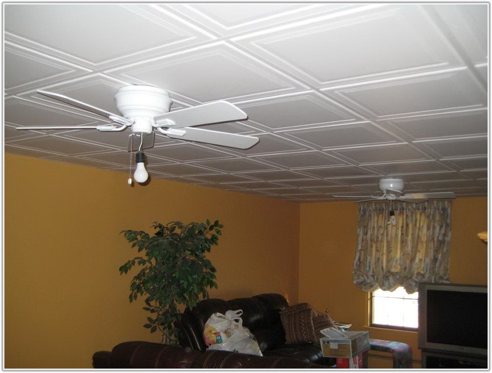 Ceiling Tiles For Drop Ceiling In Basement