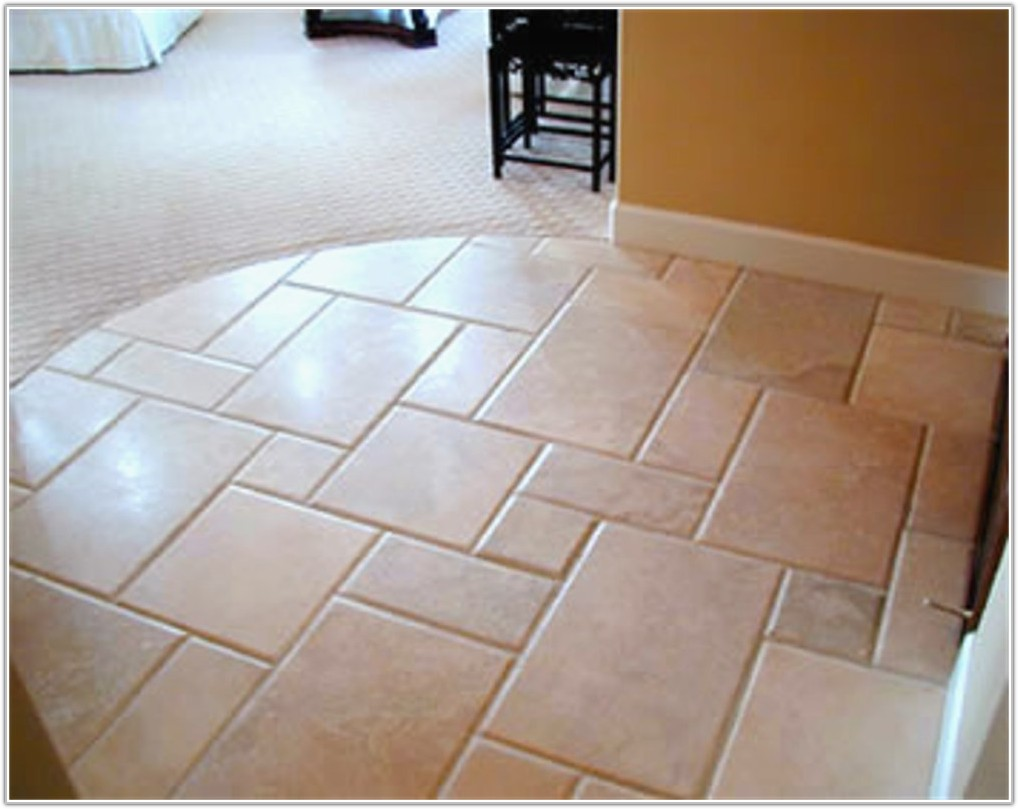 Ceramic And Porcelain Tile Flooring