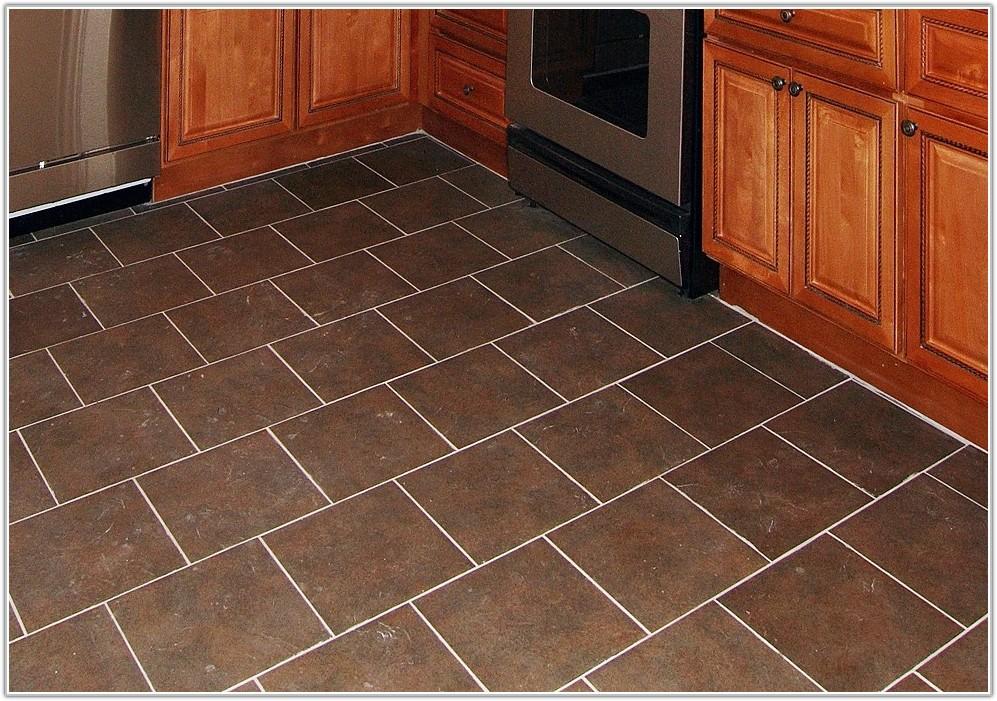 Ceramic Floor Kitchen Tile Ideas