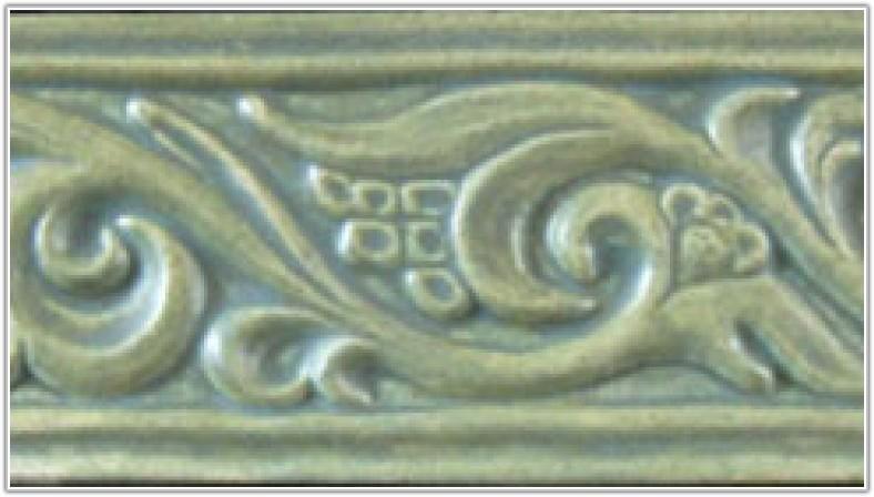 Ceramic Floor Tile Border Designs