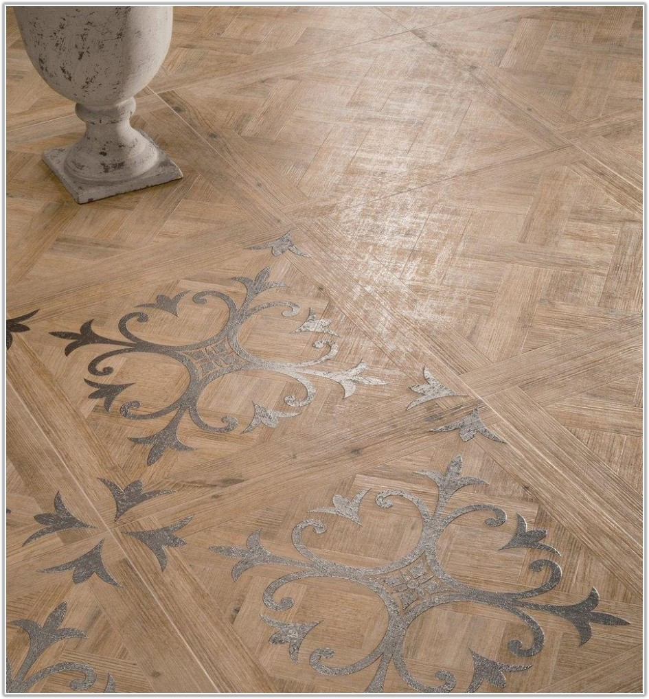 Ceramic Floor Tile That Looks Like Hardwood
