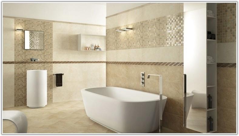 Ceramic Tile Bathroom Floor Do It Yourself