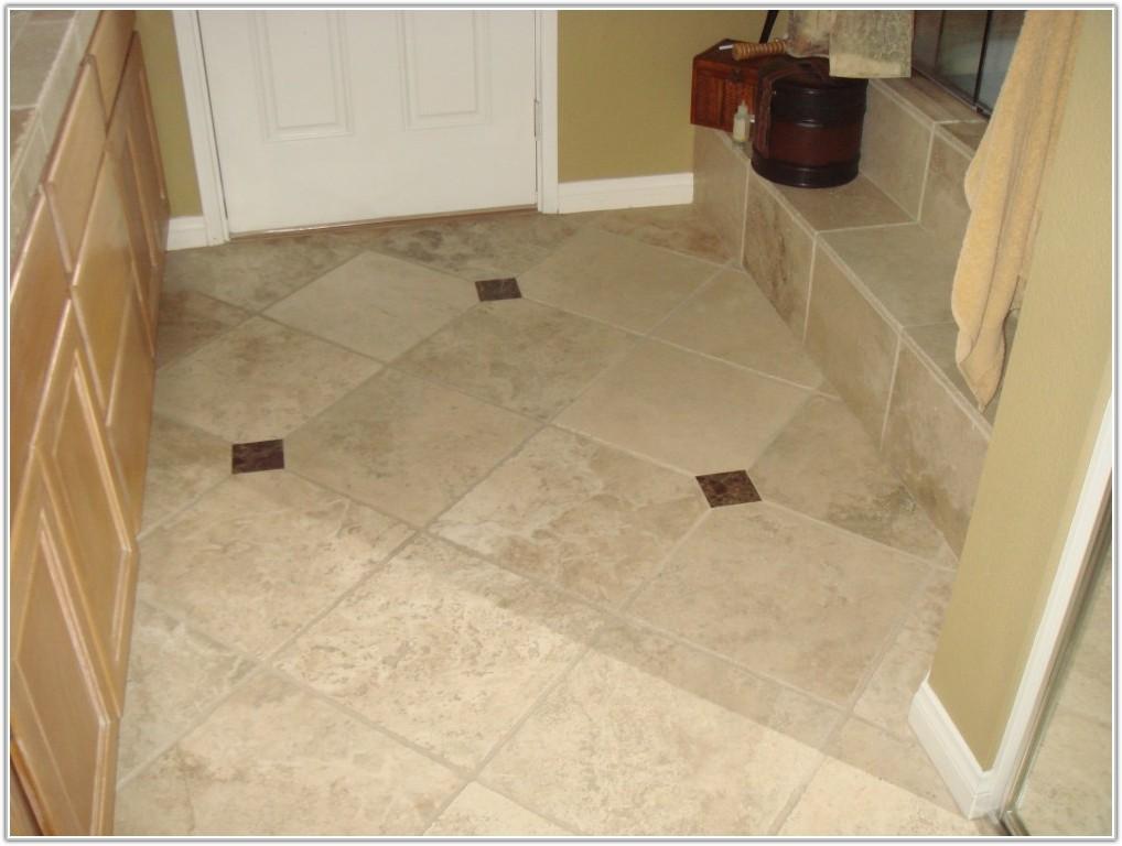 Ceramic Tile Floor Designs Bathroom