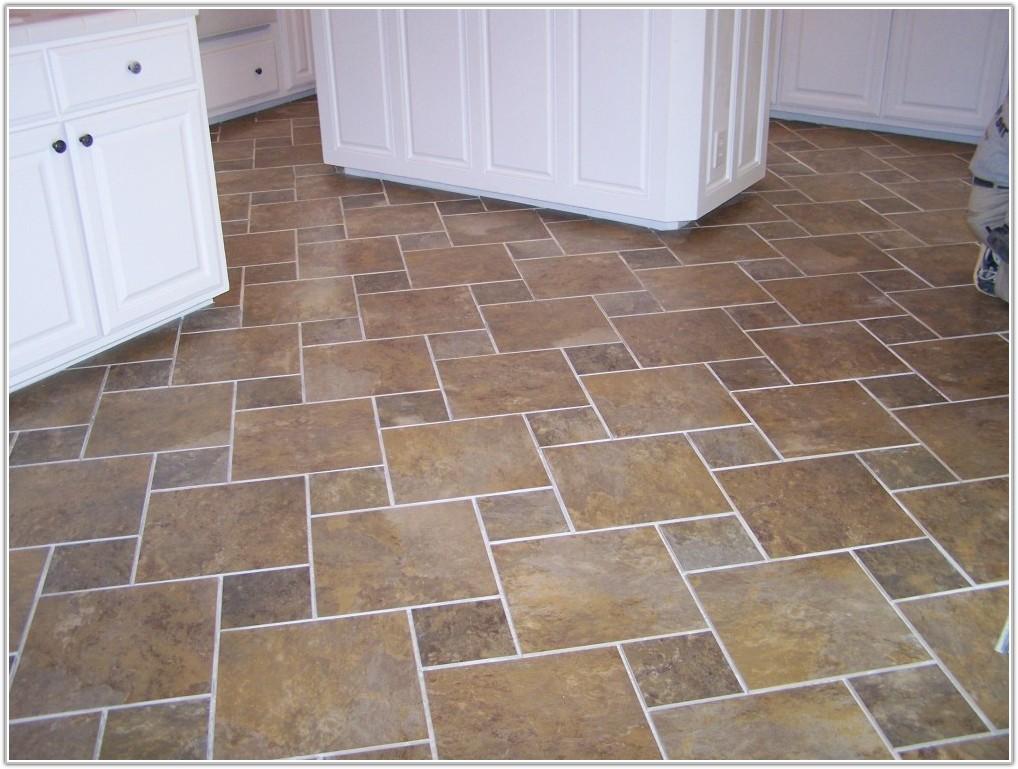 Ceramic Tile Floor Designs Foyer