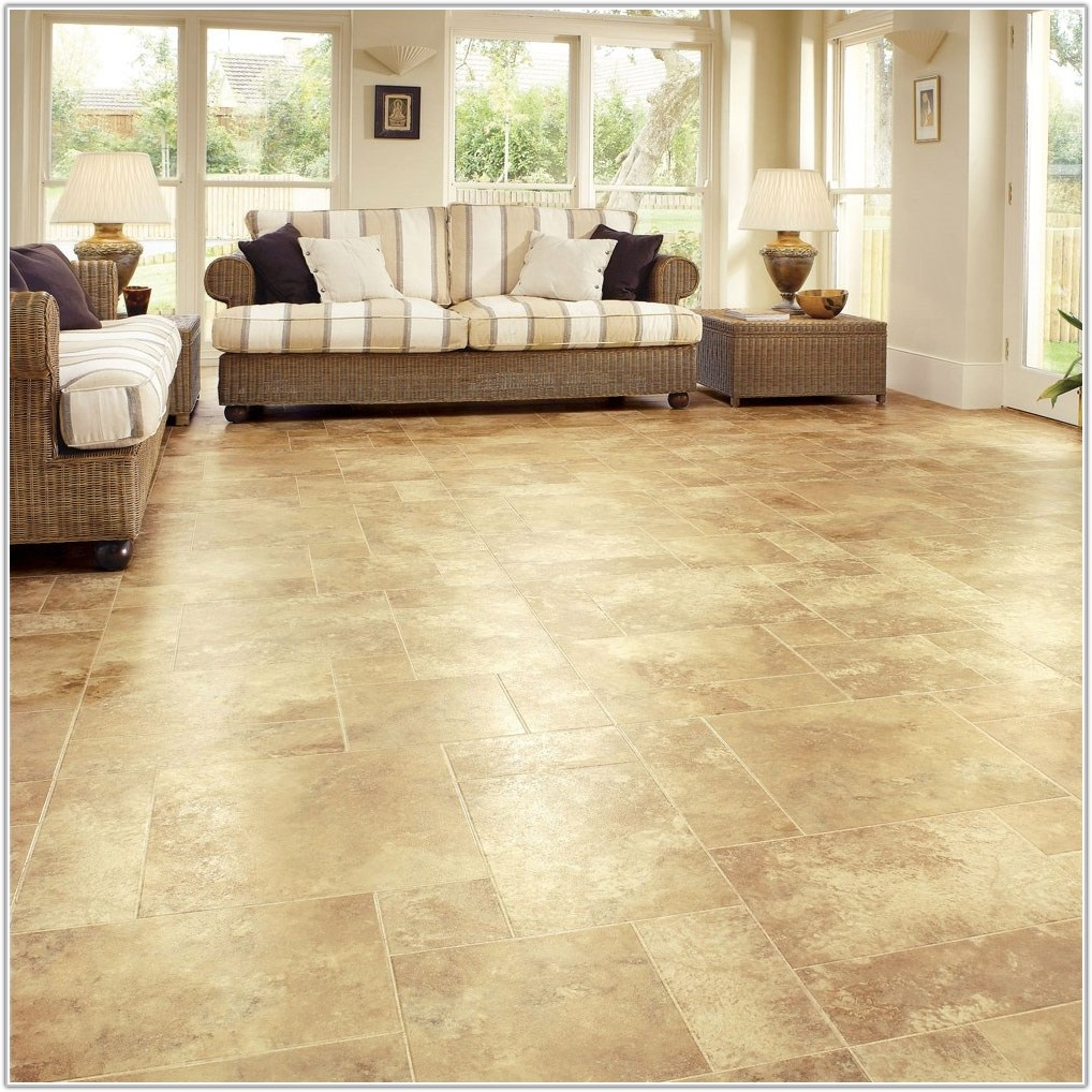 Ceramic Tile Flooring Ideas Living Room