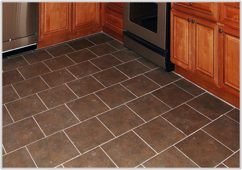 Ceramic Tile Floors For Kitchens