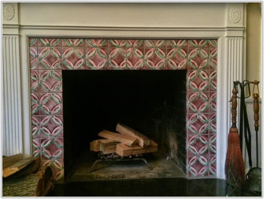 Ceramic Tile For Fireplace Surround