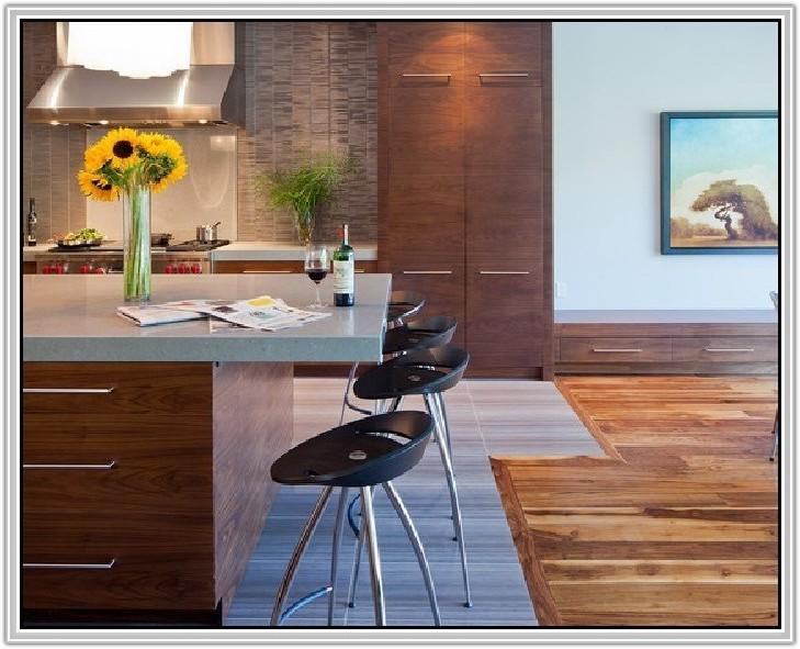Ceramic Tile Transition To Wood Floor