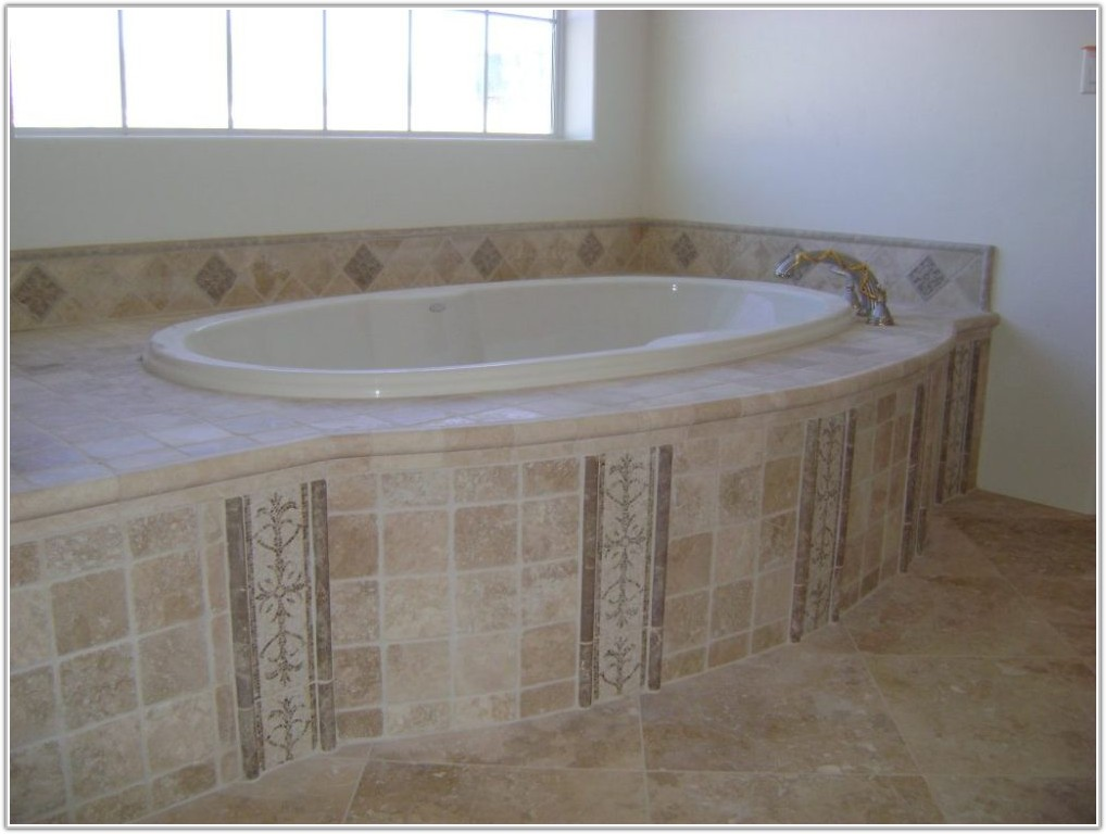 Ceramic Tile Tub Surround Pictures