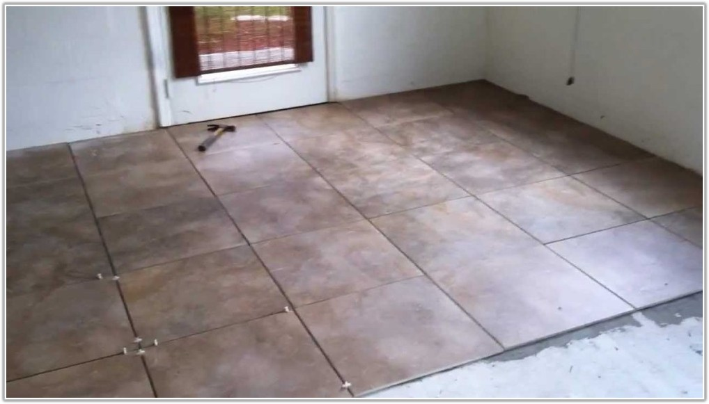 Ceramic Tiles For Garage Floor
