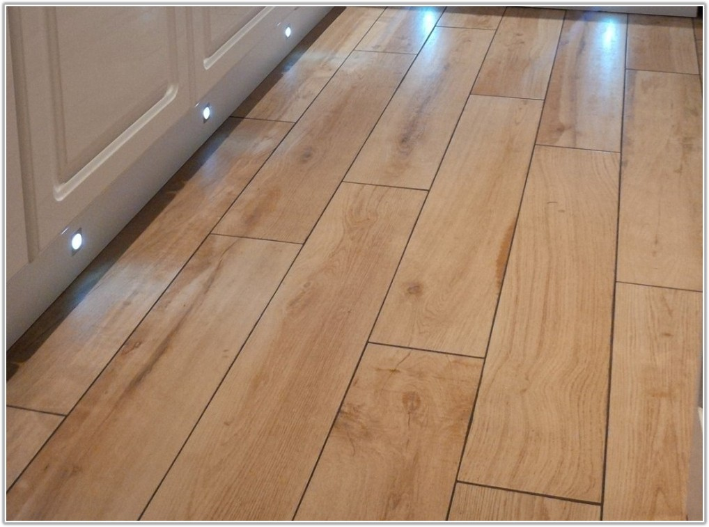 Ceramic Wood Effect Floor Tiles