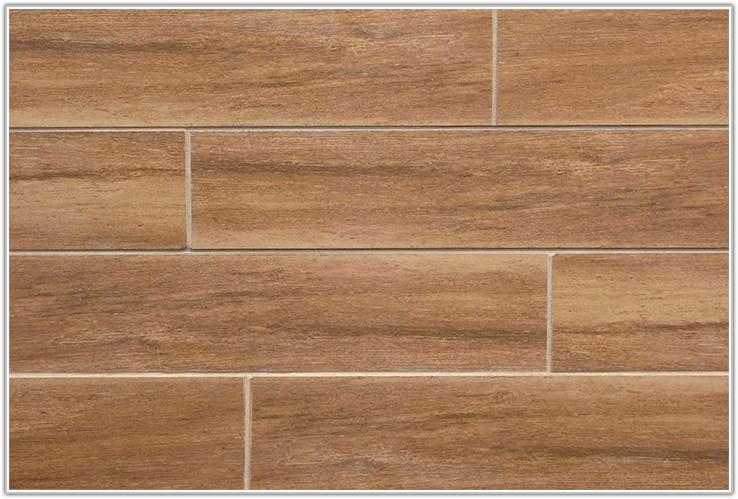 Cherry Wood Porcelain Floor Tile