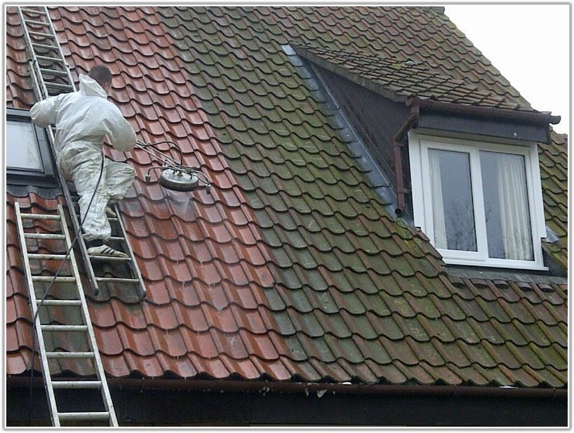 Cleaning Concrete Roof Tiles Uk