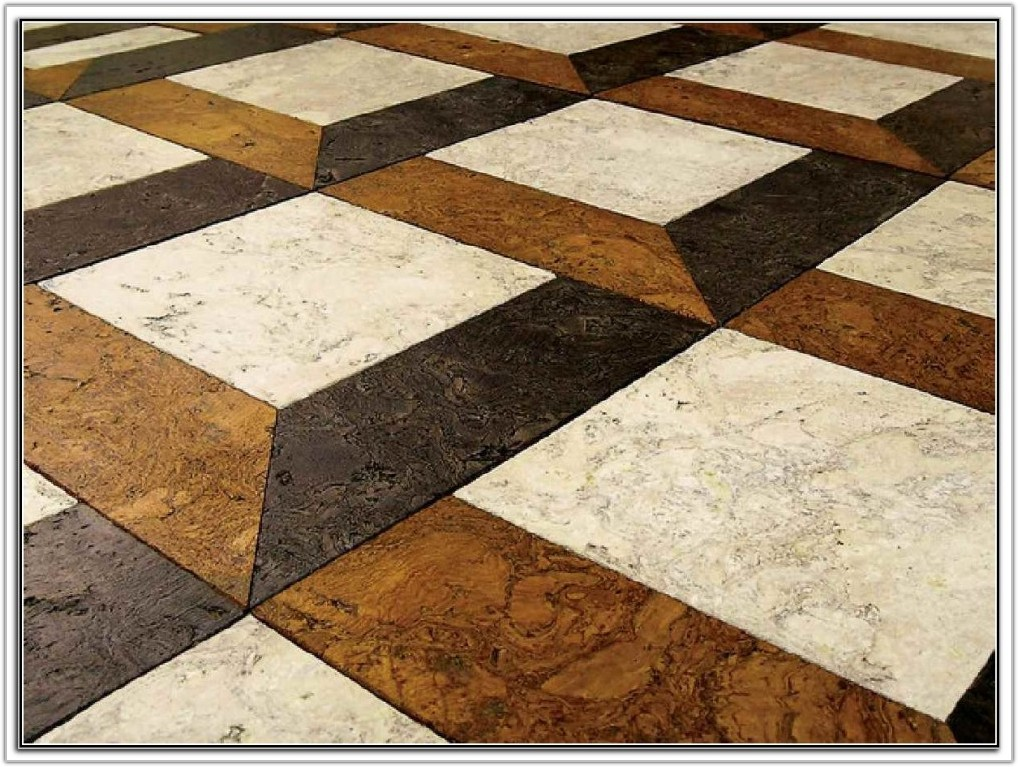 Combination Wood And Tile Flooring Ideas