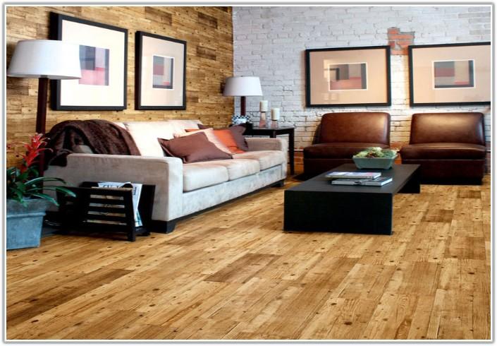 Combination Wood Tile Flooring Ideas