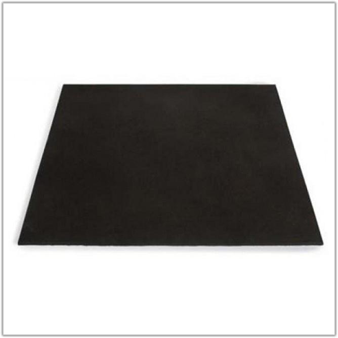 Commercial Grade Rubber Floor Tiles