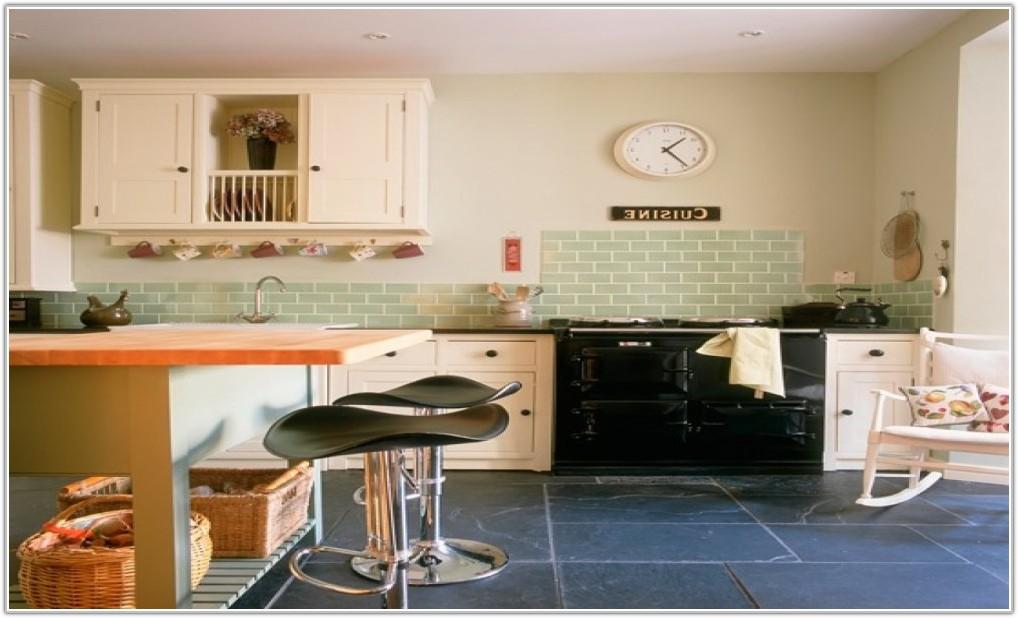 Country Kitchen Floor Tile Ideas