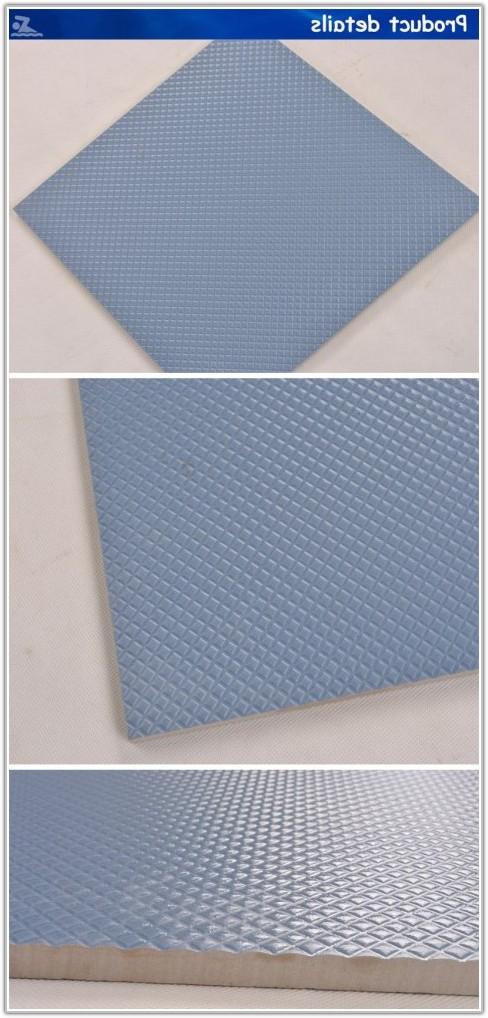 Dark Blue Ceramic Floor Tile