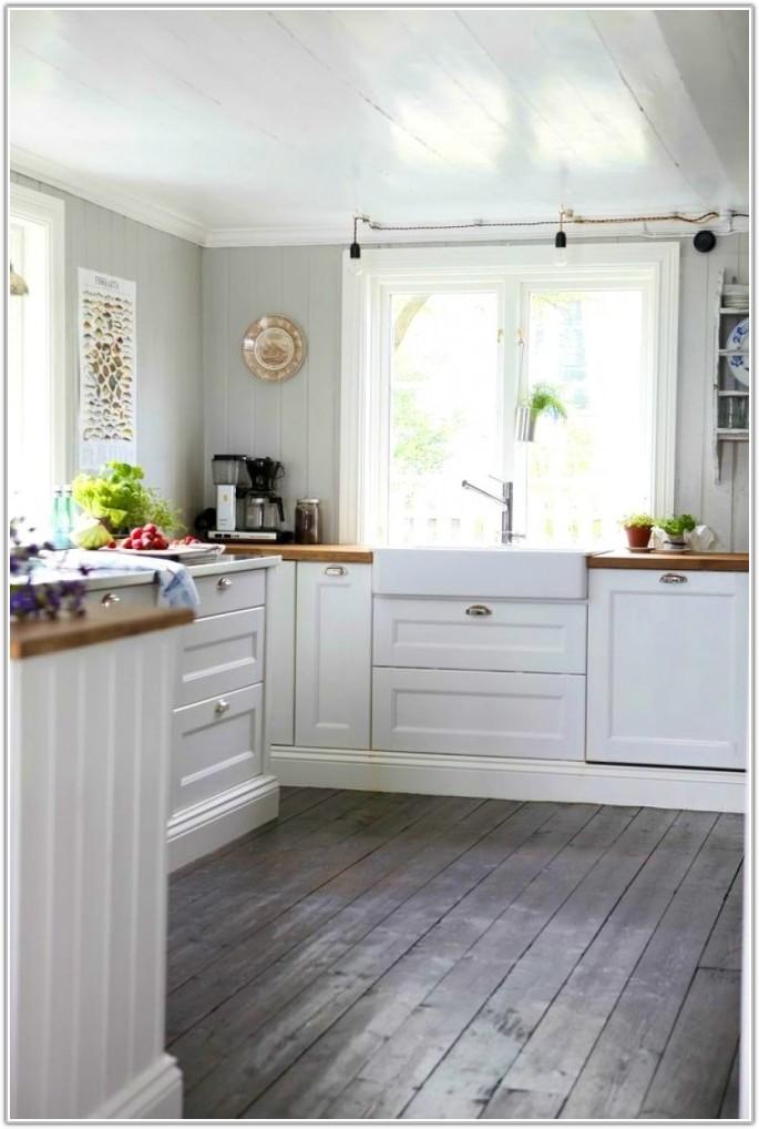 Dark Grey Kitchen Floor Tiles