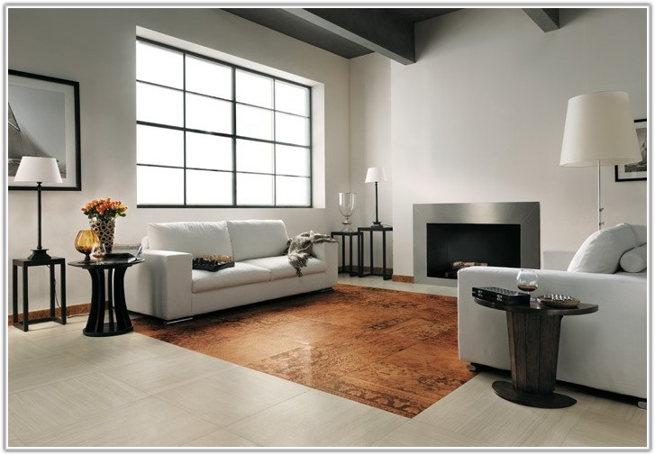 Design Floor Tiles Living Rooms