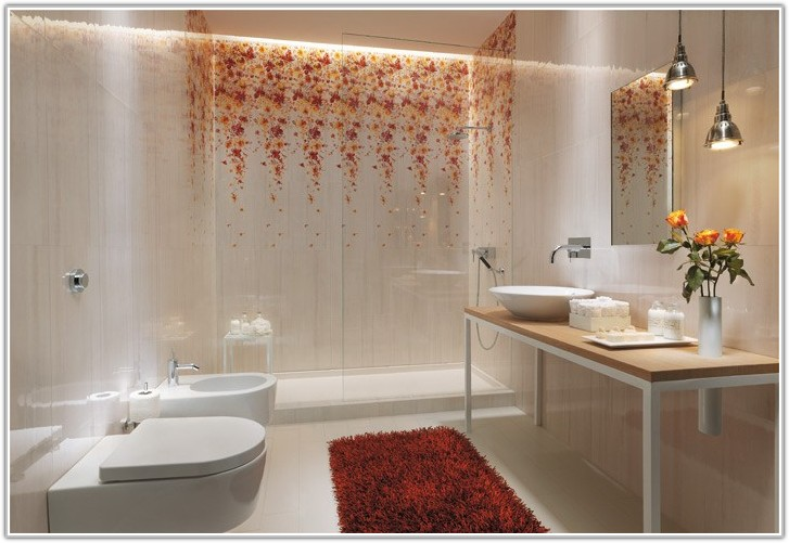 Designer Tiles For Bathroom India