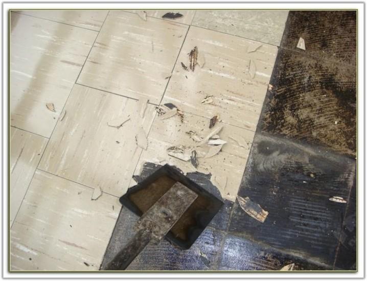 Do It Yourself Tile Floor