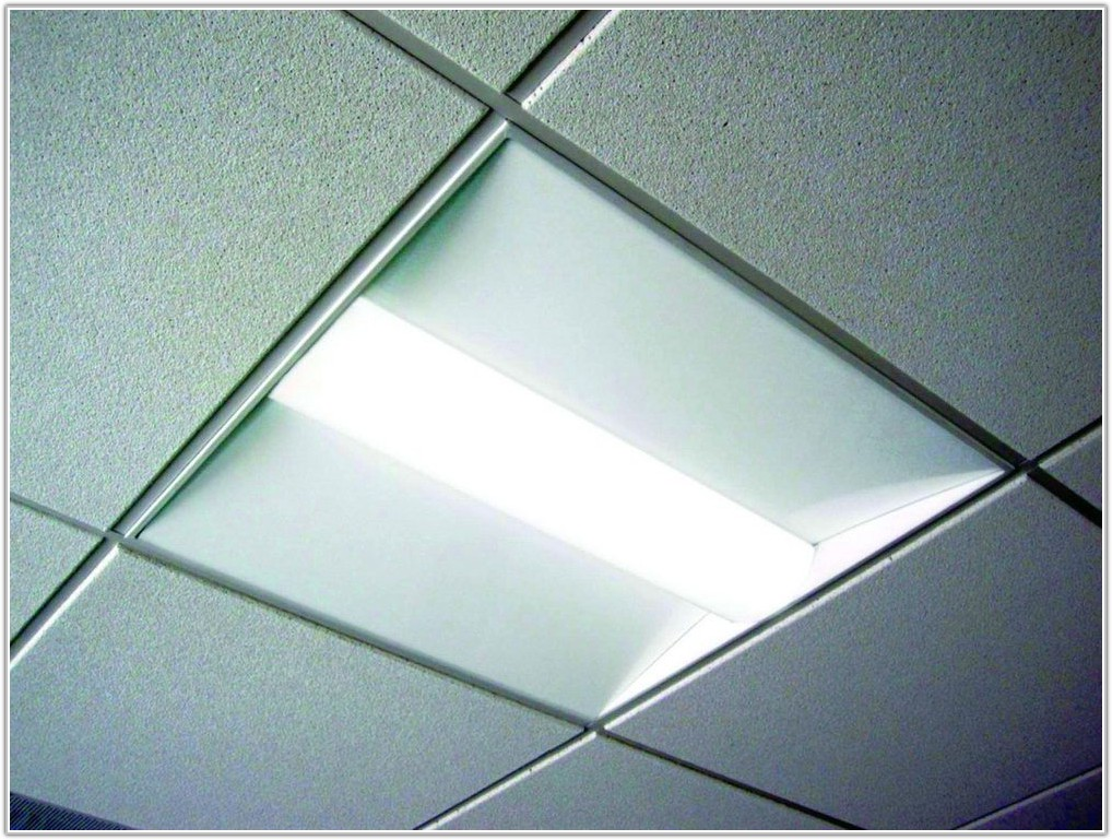 Drop Ceiling Tile Light Fixtures