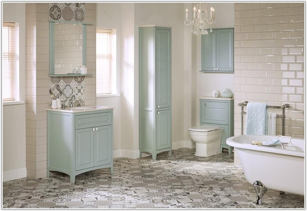 Duck Egg Blue Bathroom Wall Tiles