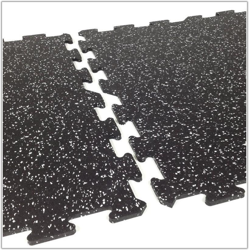 Eco Friendly Rubber Floor Tiles