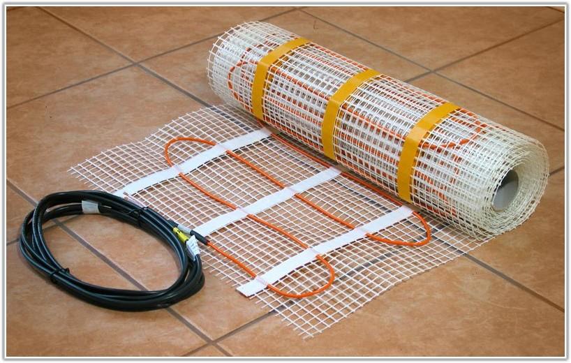 Electric Floor Heating Under Tile