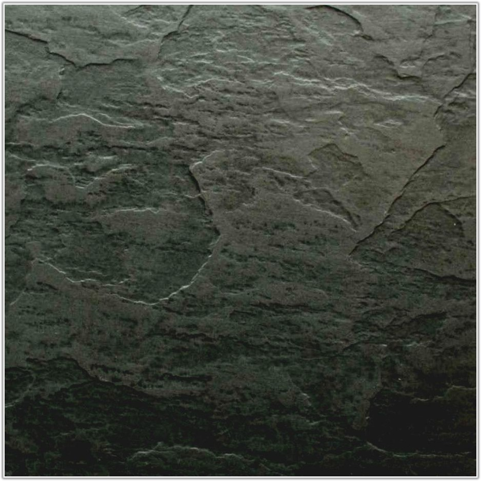 Extra Large Black Floor Tiles