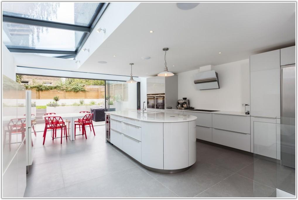 Extra Large Grey Floor Tiles