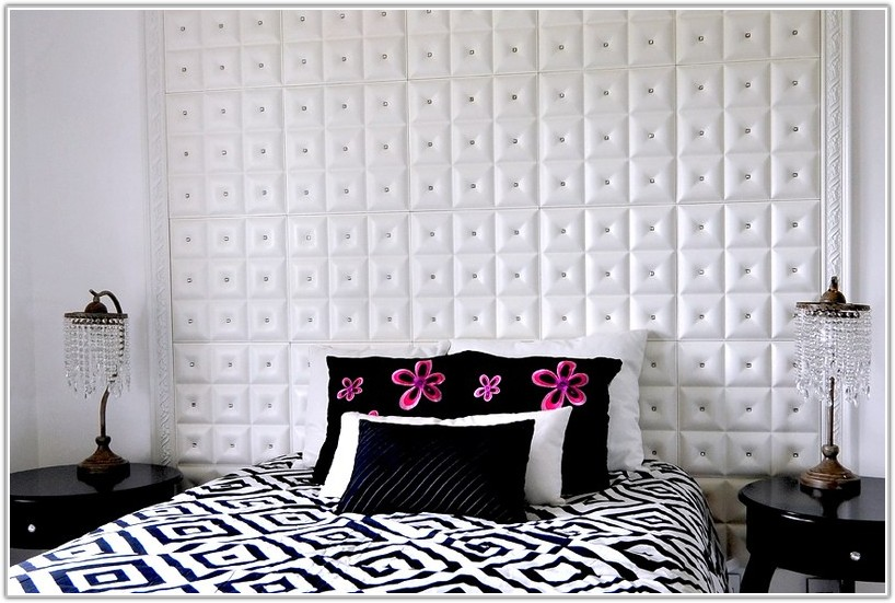 Faux Leather Tiles For Walls