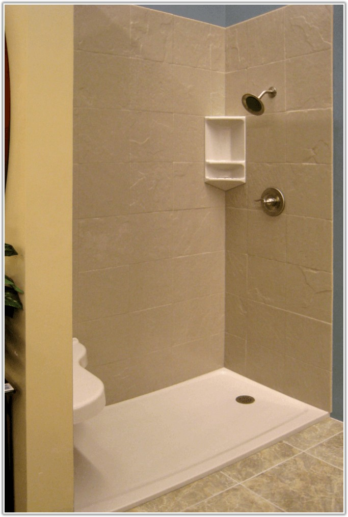 Faux Tile Wall Panels For Bathroom
