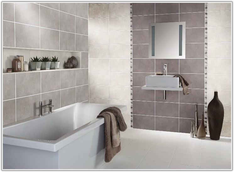 Feature Wall Tiles For Bathrooms