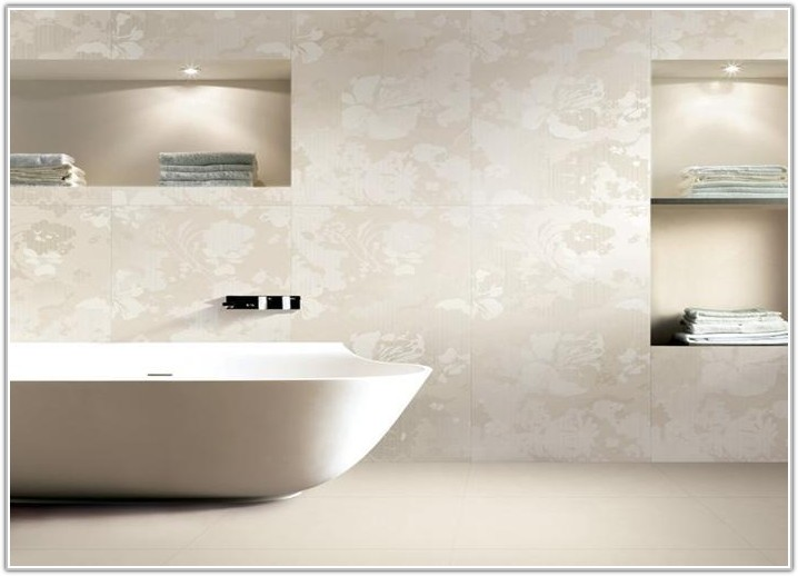 Floor And Wall Tiles Bathroom