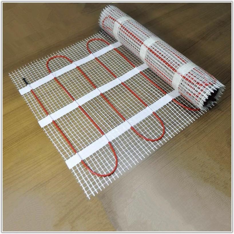 Floor Heating Under Vinyl Tile