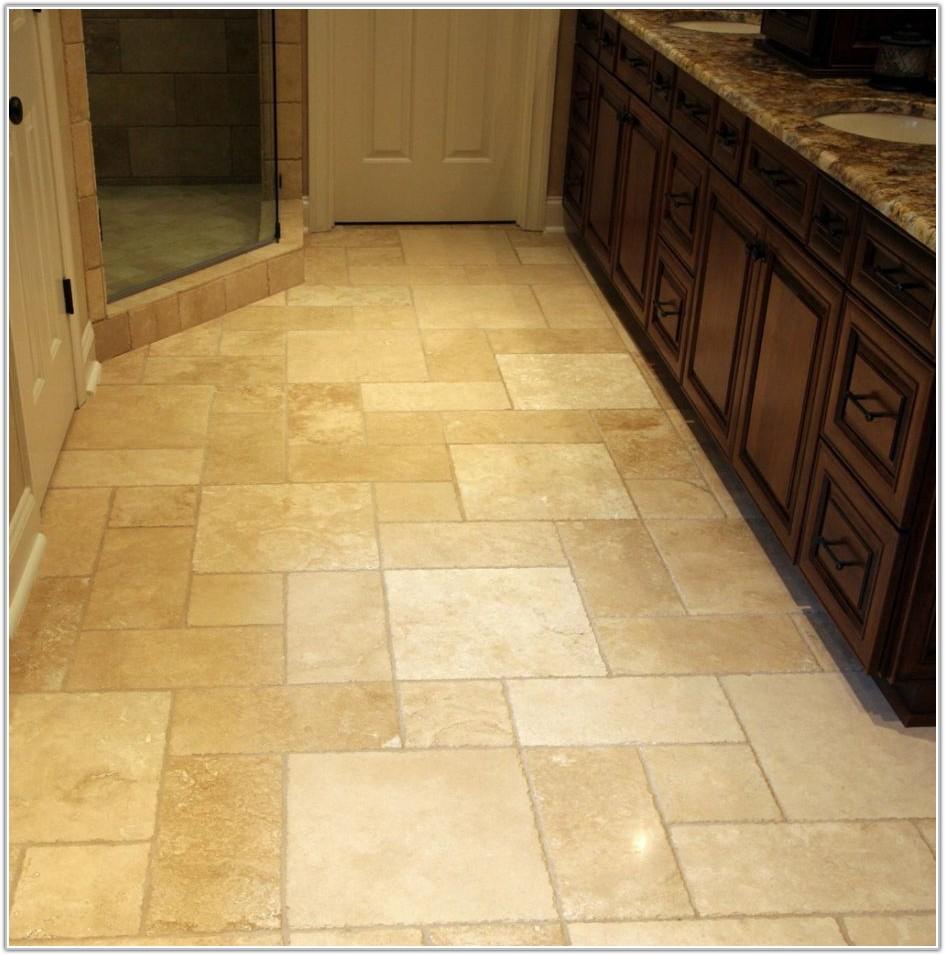 Floor Tile Design Ideas For Kitchen