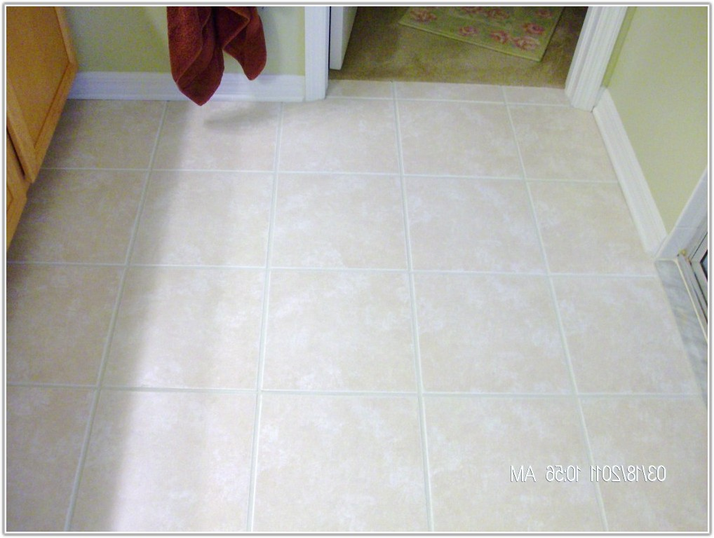 Floor Tile Grout Cleaning Tips