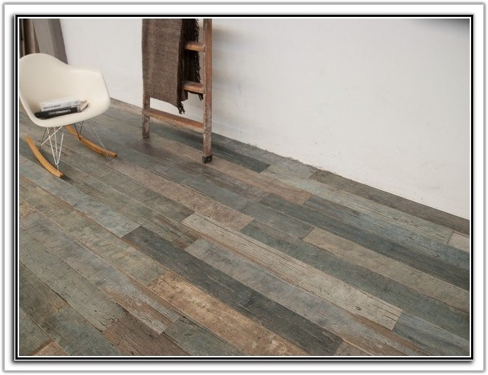 Floor Tile That Looks Like Reclaimed Wood