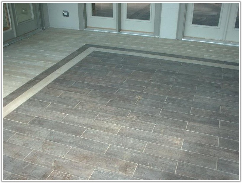 Floor Tiles For Small Porch