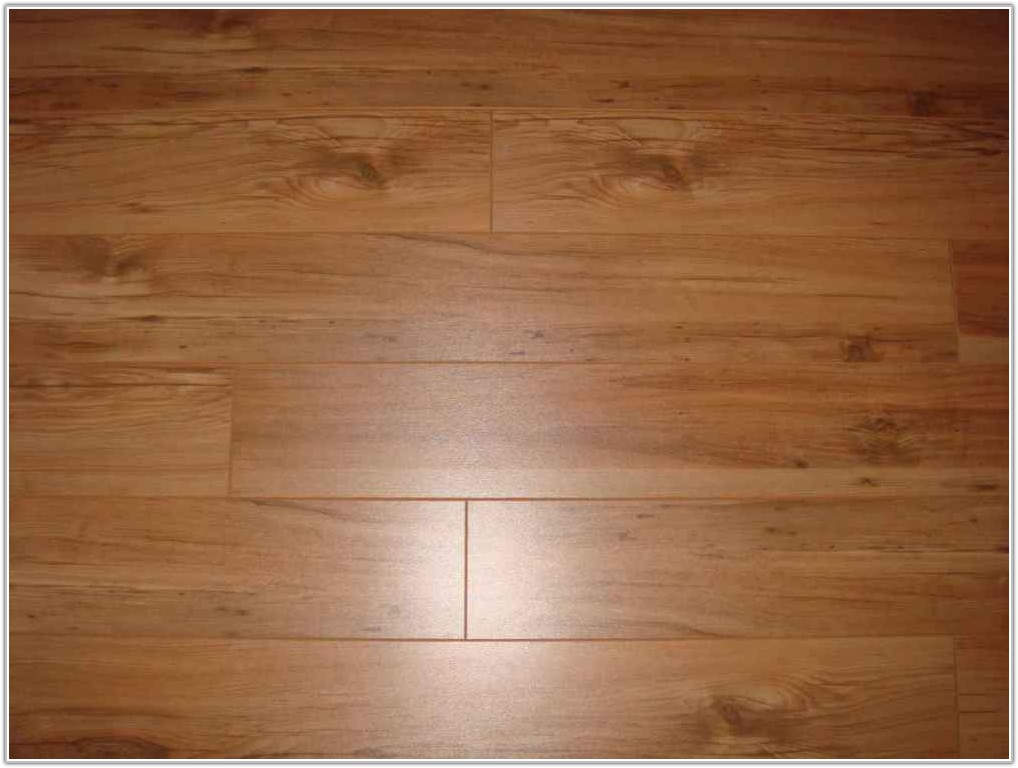 Floor Tiles Look Like Wood Planks