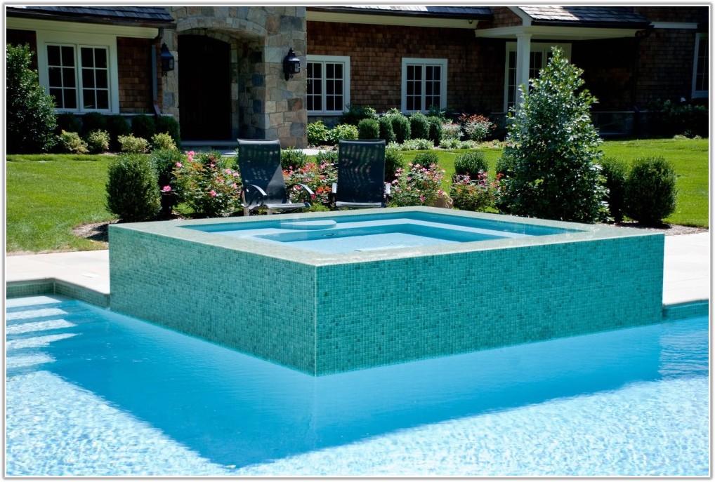 Glass Mosaic Tile Swimming Pools