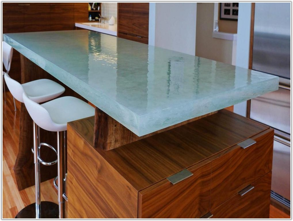 Glass Tile For Kitchen Countertops