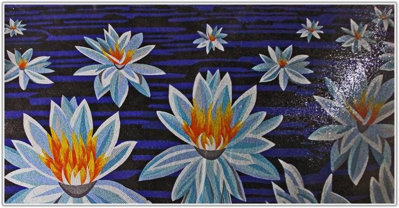 Glass Tile Mosaic Murals Patterns