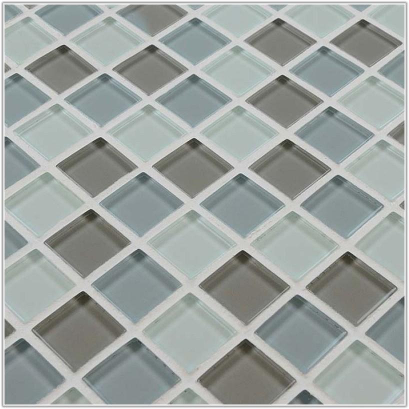 Glass Tile Mosaic Patterns Backsplash