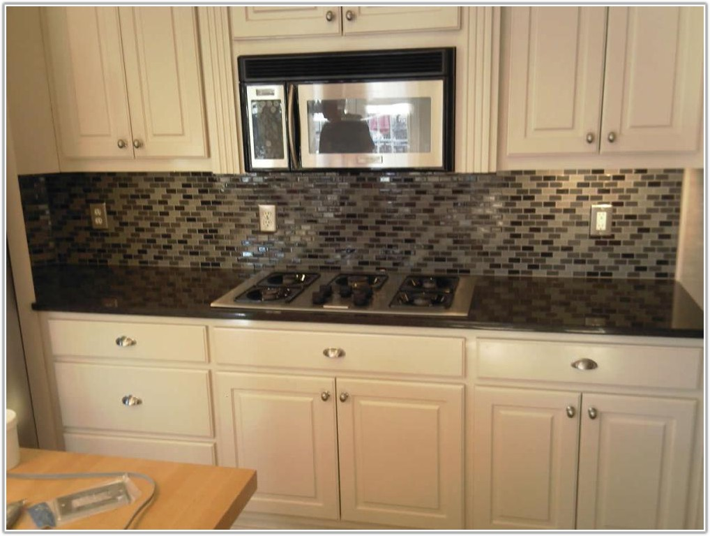 Glass Tiles For Backsplash Pictures