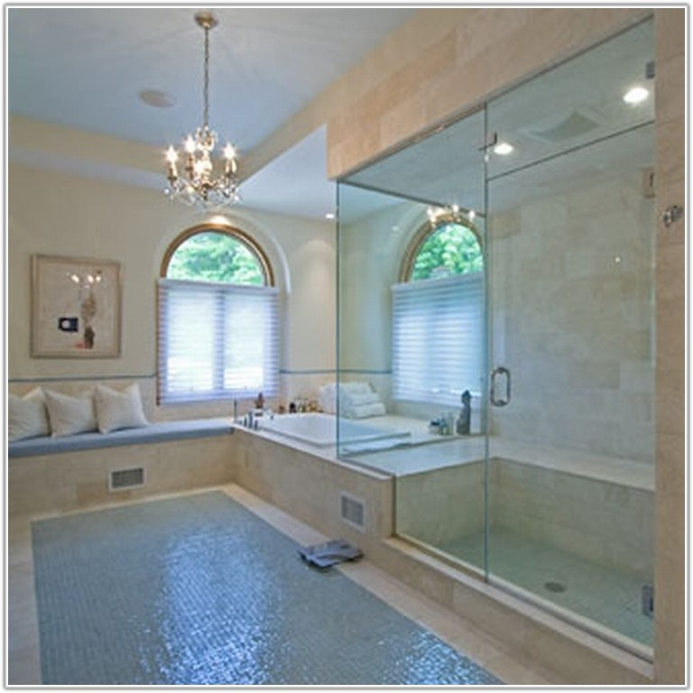 Glass Tiles For Bathroom Walls