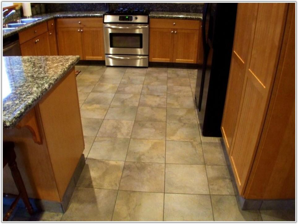 Glazed Porcelain Kitchen Floor Tiles