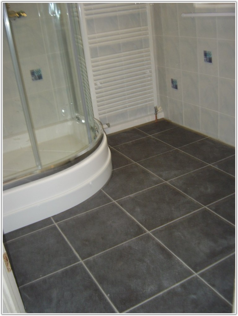 Gray Tiles For Bathroom Floor